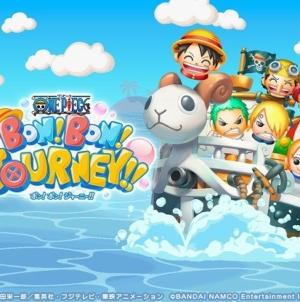 One Piece Bon! Bon! Journey!! : Le premier puzzle game de One Piece annoncé