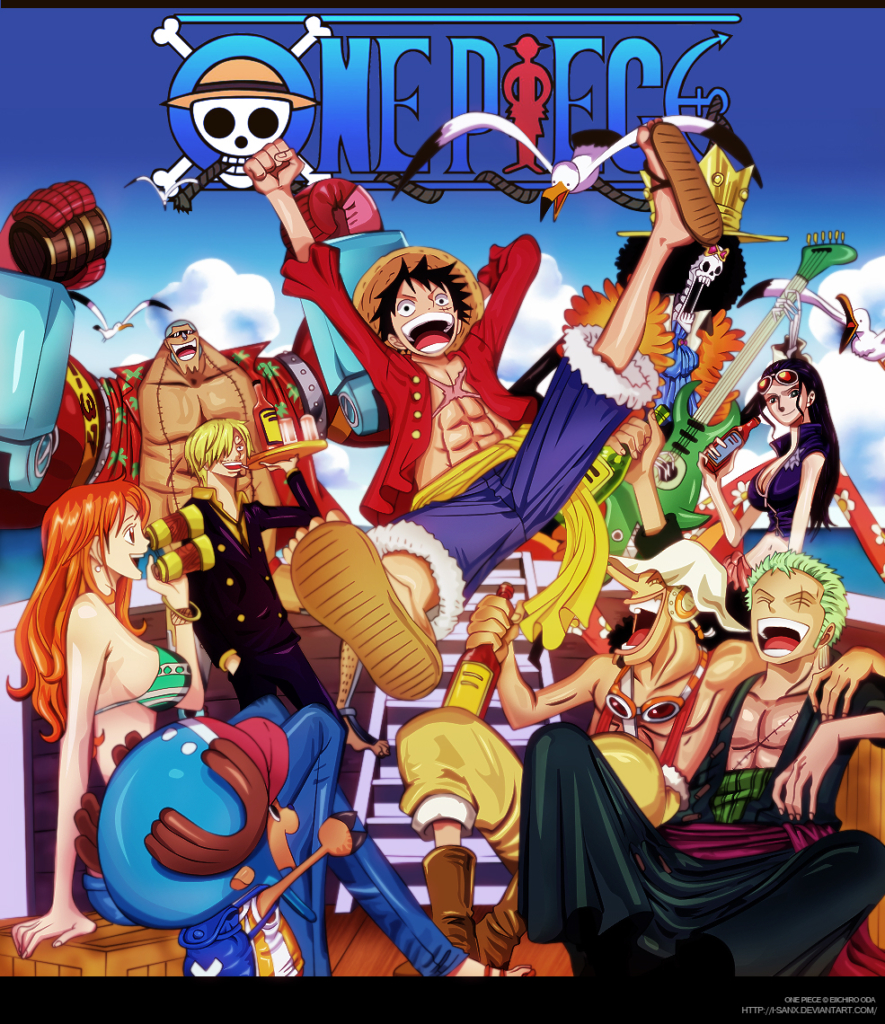 Streaming One Piece