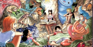One Piece : Eiichiro Oda a de nouveau changé son éditeur pour le 3e Acte de Wano