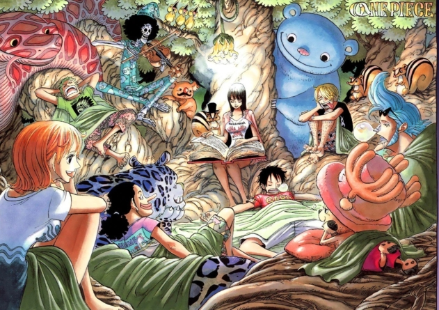 One Piece : C'est difficile d'être un éditeur d'Eiichiro Oda