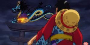 One Piece episode 912 : «Le plus puissant des Hommes. Le chef des brigands, Shutenmaru !»