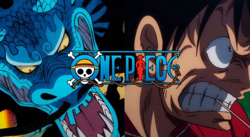 One Piece episode 914 : « Enfin, la rencontre. Luffy, enragé, défie Kaido ! »
