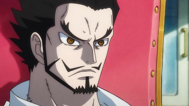 One Piece episode 917 : « Tourmente en Terre Sainte. Le rire audacieux de l'Empereur Barbe Noire ! »