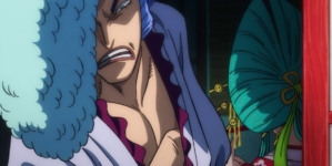 One Piece épisode 921 : « Luxe et Splendeur. La courtisane de Wa, Komurasaki ! »