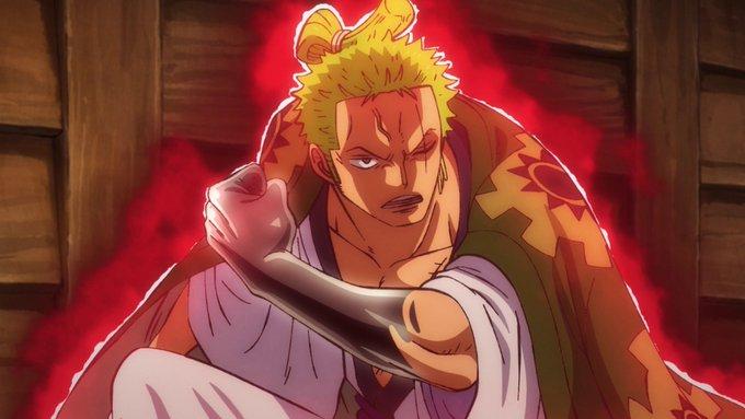 One Piece épisode 922 : « Chevaleresque. Voyage de Zoro et Tonoyasu ! »