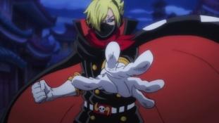 One Piece épisode 924 : « Chahut dans la capitale. Un autre assassin cible Sanji ! »