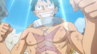 One Piece épisode 930 [REPRISE] : « La Superstar. Queen la pandémie entre en scène ! »