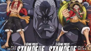 One Piece : Toujours pas de date pour l'épisode 930, Stampede en anime comics