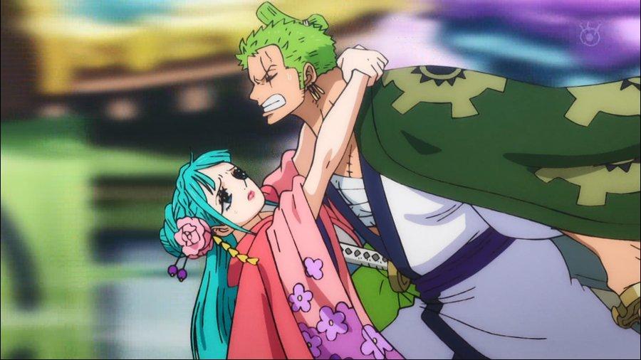 One Piece épisode 943 : « La détermination de Luffy. En finir avec Sumo Inferno