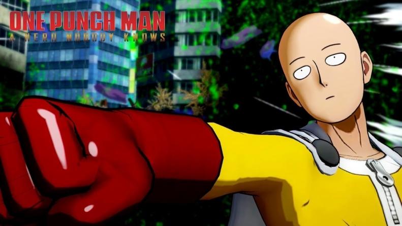 One Punch Man A Hero Nobody Knows : Inscription à la beta et trailer du mode création d'avatar