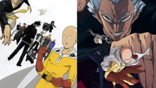 One Punch Man – Saison 2 : Preview de la nouvelle affiche de l'anime qui débutera le 2 avril