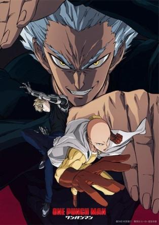 One Punch Man Saison 2: L'anime débutera en avril 2019