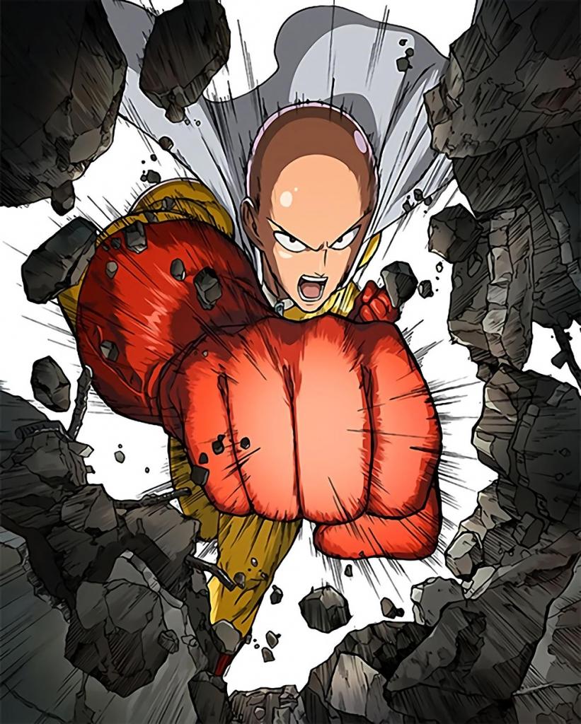 One Punch Man Trailers des OVA, une saison 2 pour l'anime