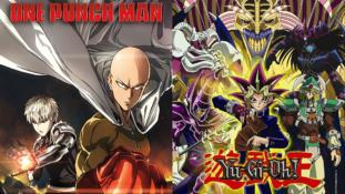 One Punch Man arrive sur Netflix accompagné de Yu-Gi-Oh!