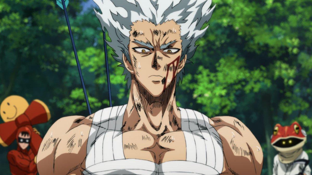 One Punch Man épisode 11 Saison 2 L Honneur De Chacun