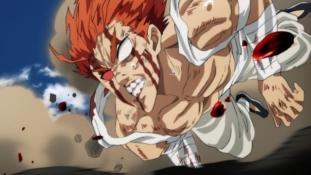 One Punch Man épisode 12 – Saison 2 [Fin] : « La Fessée du maître »