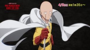 One Punch Man épisode 0 – Saison 2 : « Épisode Spécial »