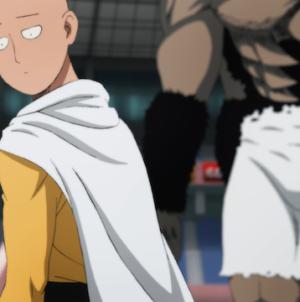 One Punch Man épisode 9 – Saison 2 : « Un Problème de puissance »