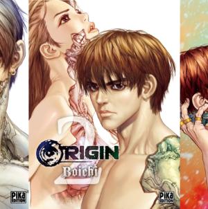 Boichi (Dr. Stone) met fin à son manga Origin