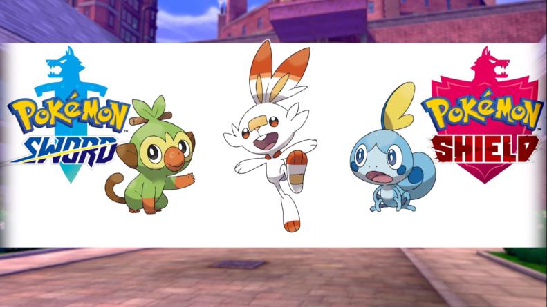 Pokemon Épée et Bouclier: Les jeux annoncés sur Nintendo Switch [Trailer]