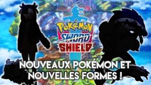 Pokémon Épée et Pokémon Bouclier : Trailer de la Gamescom à la découverte d'une ville de Galar