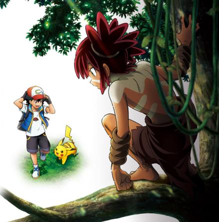 Pokémon Coco : Nouveau trailer du film avec Zarude