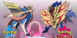 Pokémon Épée et Bouclier : Les légendaires révélés et nouveau trailer plein d'infos