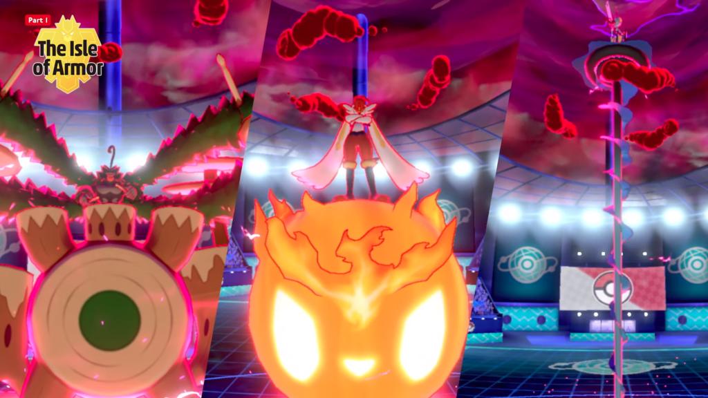 Pokemon Épée et Bouclier s'offre un Pass d'extension