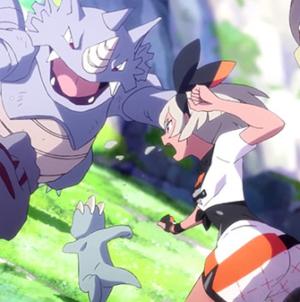 Pokémon : Ailes du crépuscule épisode 2 : « Entraînement »