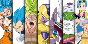 Dragon Ball Super – Broly: Le film révèle 7 posters de personnages