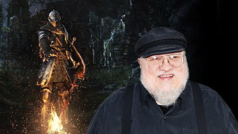 George R.R. Martin (Game Of Thrones) travaille pour un jeu vidéo de From Sofware