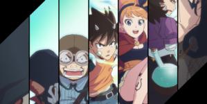 Première vidéo promotionnelle de l'anime Radiant adaptation du manga français de Tony Valente qui débute en octobre