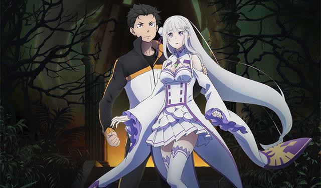 Re:Zero : Vidéos promotionnelles pour annoncer la saison 2, ainsi que l'OVA
