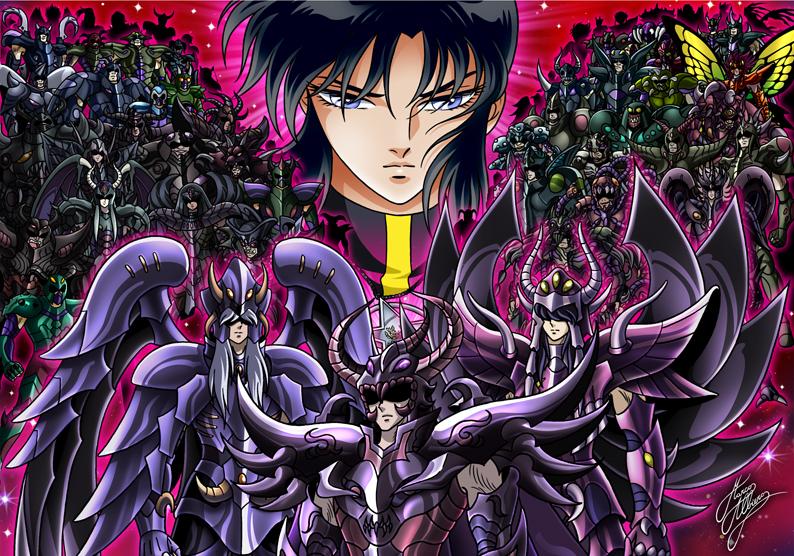 Saint Seiya - Next Dimension La nouvelle saison du manga entame son arc final