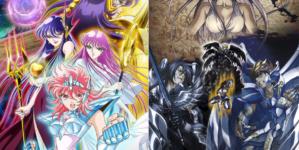 Saint Seiya : Saintia Shō et Saint Seiya : The Lost Canvas annoncés en VOSTFR