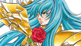 Saint Seiya – Love Canvas Chronicles:  Fin du manga spin-off de Shiori Teshirogi