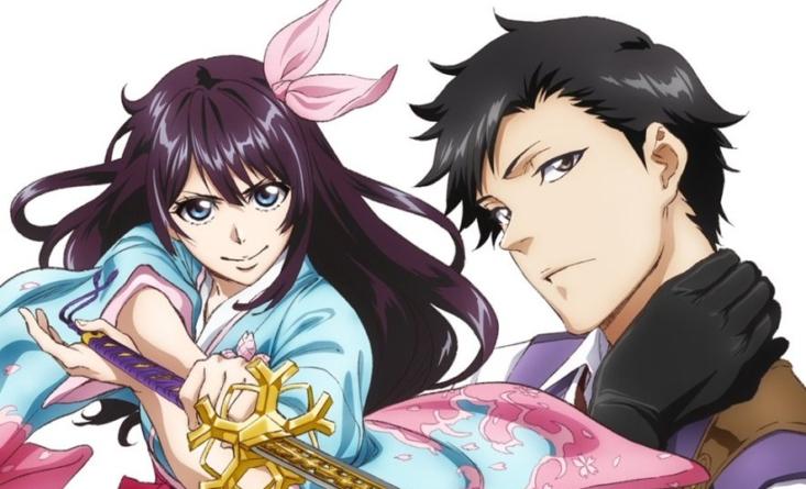 Sakura Wars The Animation épisode 1 : « Le rideau se lève ! La nouvelle troupe »