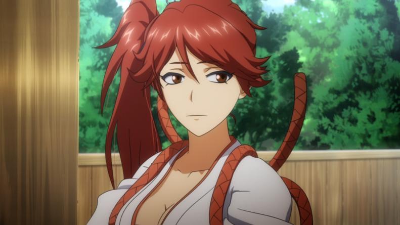 Sakura Wars The Animation épisode 4 : « Une amitié épanouie ! Le cerisier millénaire »