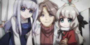 Sakura Wars The Animation épisode 9 : « Stupéfaction ! La vérité au sujet de Klara »