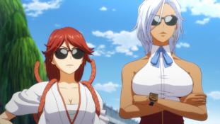 Sakura Wars The Animation épisode 7 : « Espionnage ! Un rencard surveillé »