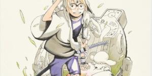 Samurai 8 : Le nouveau manga de Masashi Kishimoto (Naruto) débute en mai