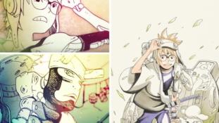 Samurai 8: Hachimaruden : Le nouveau manga de l'auteur de Naruto aura un chapitre preview la semaine prochaine