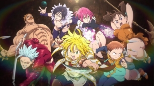 Seven Deadly Sins – Prisoners of the Sky: Troisième trailer du film