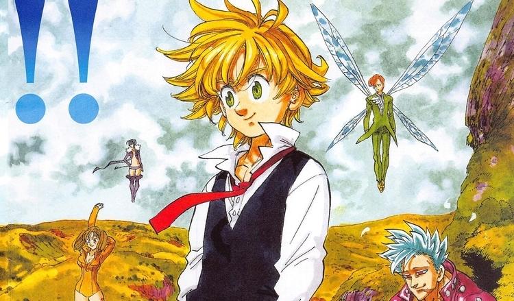 The Seven Deadly Sins (Nanatsu No Taizai) : Manga terminé, suite confirmée