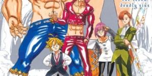 The Seven Deadly Sins : L'auteur affirme qu'il ne reste plus qu'un tome avant la fin du manga