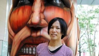 Hajime Isayama l'auteur de l'Attaque des Titans déplore son niveau technique au dessin