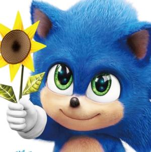 Sonic le Film : Bébé Sonic est lui aussi bien (re)fait