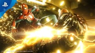E3 2018: Gameplay du jeu Spider-Man sur PS4 présentant les Sinistres Six