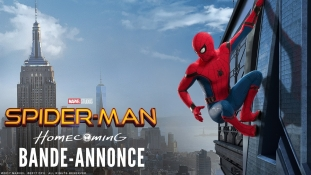 Spider-Man: Homecoming: Nouvelle bande-annonce officielle