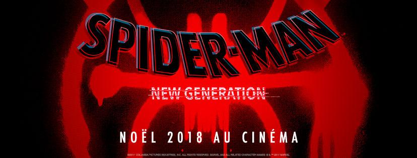 Spider-Man : New Generation: Magnifique premier trailer du film d'animation